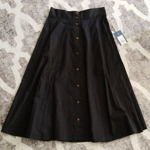 UNIVERSAL THREAD midi skirt